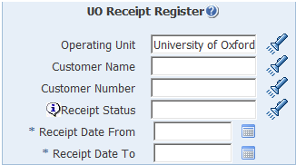 uo receipt register