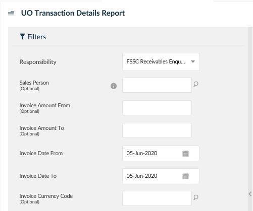 uo transaction details report