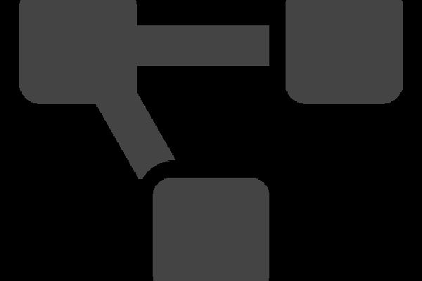 project diagram icon